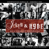 Various Artists - Jekyll & Hyde 2012 Concept Recording artwork