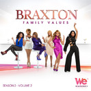 Braxton Family Values - For Better or Worse artwork