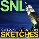 Saturday Night Live - Seth MacFarlane - September 15, 2012 artwork
