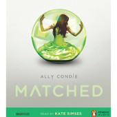 Ally Condie - Matched: Book 1 artwork