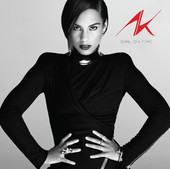 Alicia Keys - Girl On Fire artwork