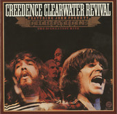 Creedence Clearwater Revival - Chronicle: 20 Greatest Hits artwork