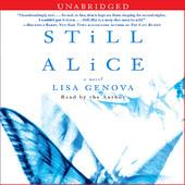 Lisa Genova - Still Alice (Unabridged) artwork