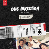 One Direction - Take Me Home (Yearbook Edition) artwork