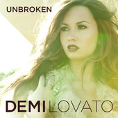 Demi Lovato - Unbroken artwork