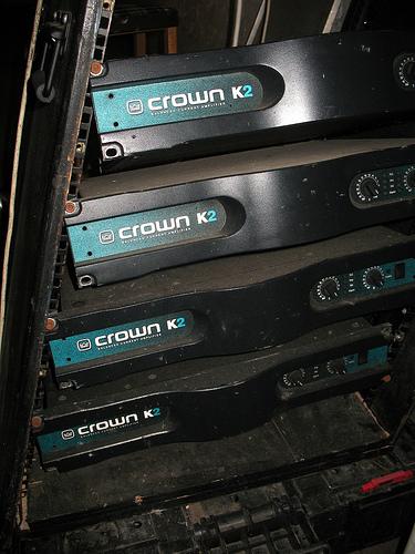Crown Amplifiers