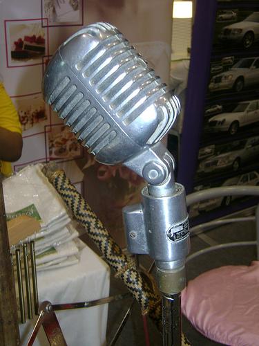 Shure microphones
