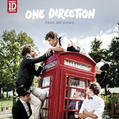 One Direction - Take Me Home artwork