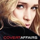 Covert Affairs - Let's Dance artwork