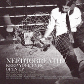 NEEDTOBREATHE - Keep Your Eyes Open EP (Songs From The Reckoning Sessions) artwork