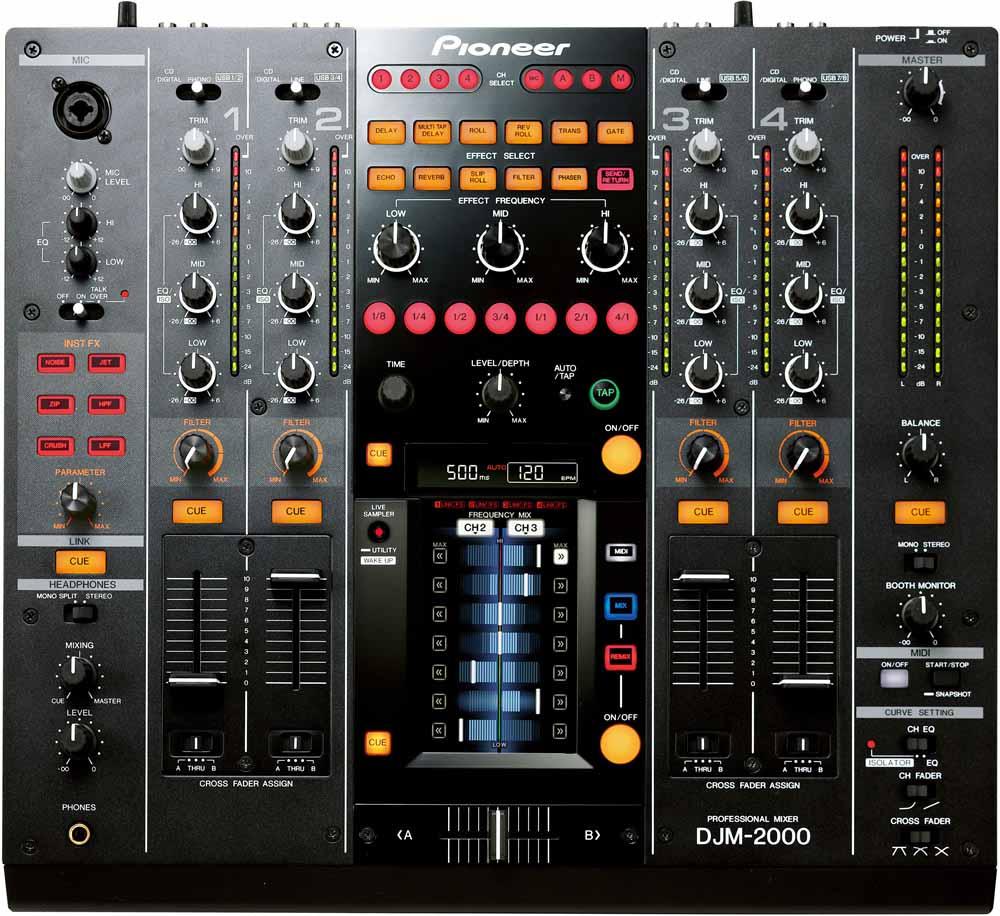 PIONEER DJM2000 NEXUS - Global Sound