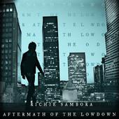 Richie Sambora - Aftermath of the Lowdown artwork