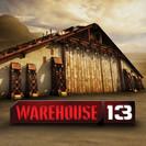 Warehouse 13 - Second Chance artwork