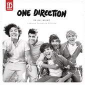 One Direction - Up All Night (Deluxe Version) artwork