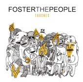 Foster the People - Torches artwork