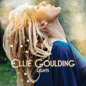 Ellie Goulding - Lights artwork