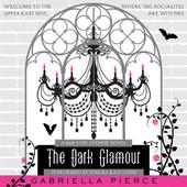 Gabriella Pierce - The Dark Glamour: A 666 Park Avenue Novel (Unabridged) artwork